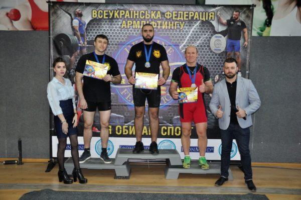 В Александрии установили несколько спортивных рекордов Украины