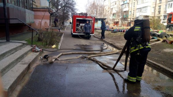 В Александрии за день произошло три пожара (ФОТО)