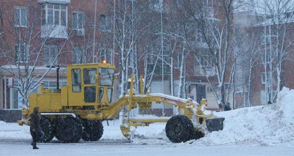 За эту зиму на зимнее содержание дорог александрийский горсовет потратил 112 тысяч гривен