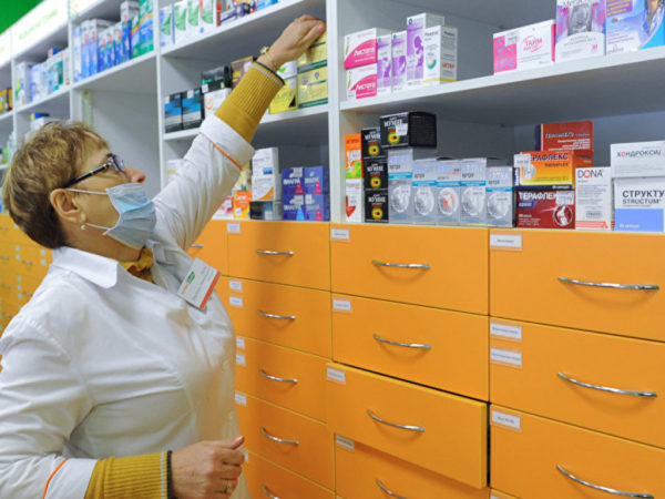 Александриец украл из аптеки 13 тюбиков зубной пасты