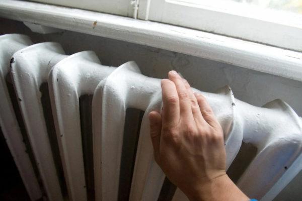 Почти на 15% снизилась стоимость отопления за январь