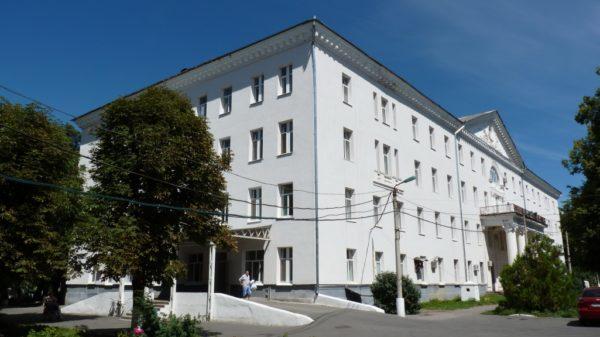 Инфекционное отделение больницы станет госпитальной базой на случай коронавируса