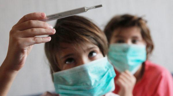 Превышение эпидемического порога по ОРВИ составляет 13,2 %