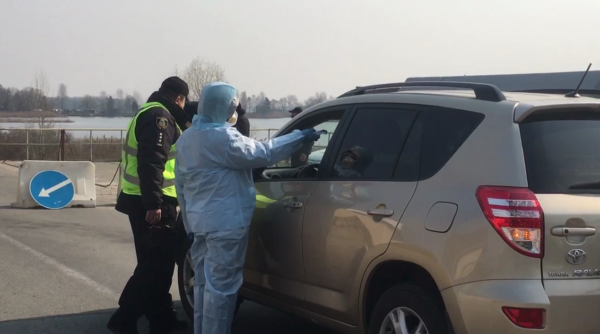 В Кировоградской области установят блокпосты и запретят гулять на площадках