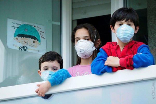 В Александрии троих детей тестировали на COVID-19 и мэр запретил брать медикам защитные средства у общественных организаций