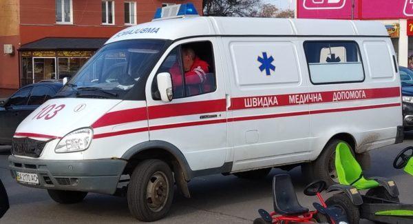 В Александрии скорая помощь не приехала на температуру 40,1