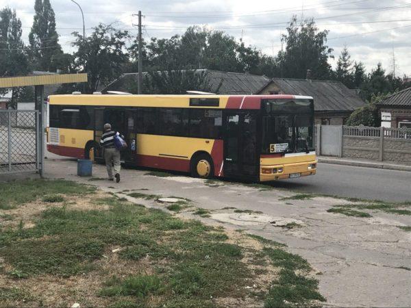 В Александрии всех водителей автобусов проверят на коронавирус