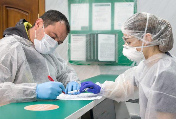 В области протестировали 98 контактных лиц, у двоих обнаружили коронавирус