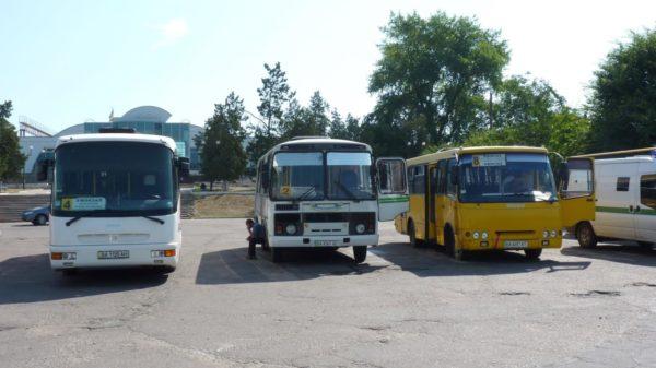 В Александрии с 1 июня действует «летний» график движения автобусов