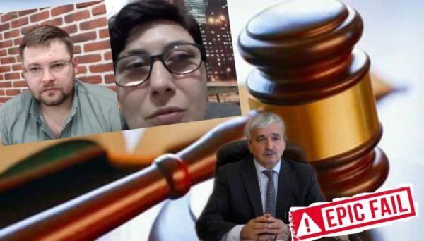 Суд отменил протокол составленный на В. Меньшикову за интервью с Кияшко по факту невыезда скорой