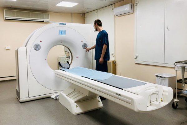 До начала второй волны коронавируса в Александрии планируют купить компьютерный томограф