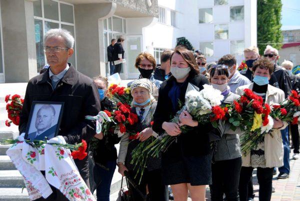 Александрия попрощалась с Юрием Дзбановским