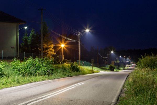 В каких микрорайонах Александрии модернизируют уличное освещение?