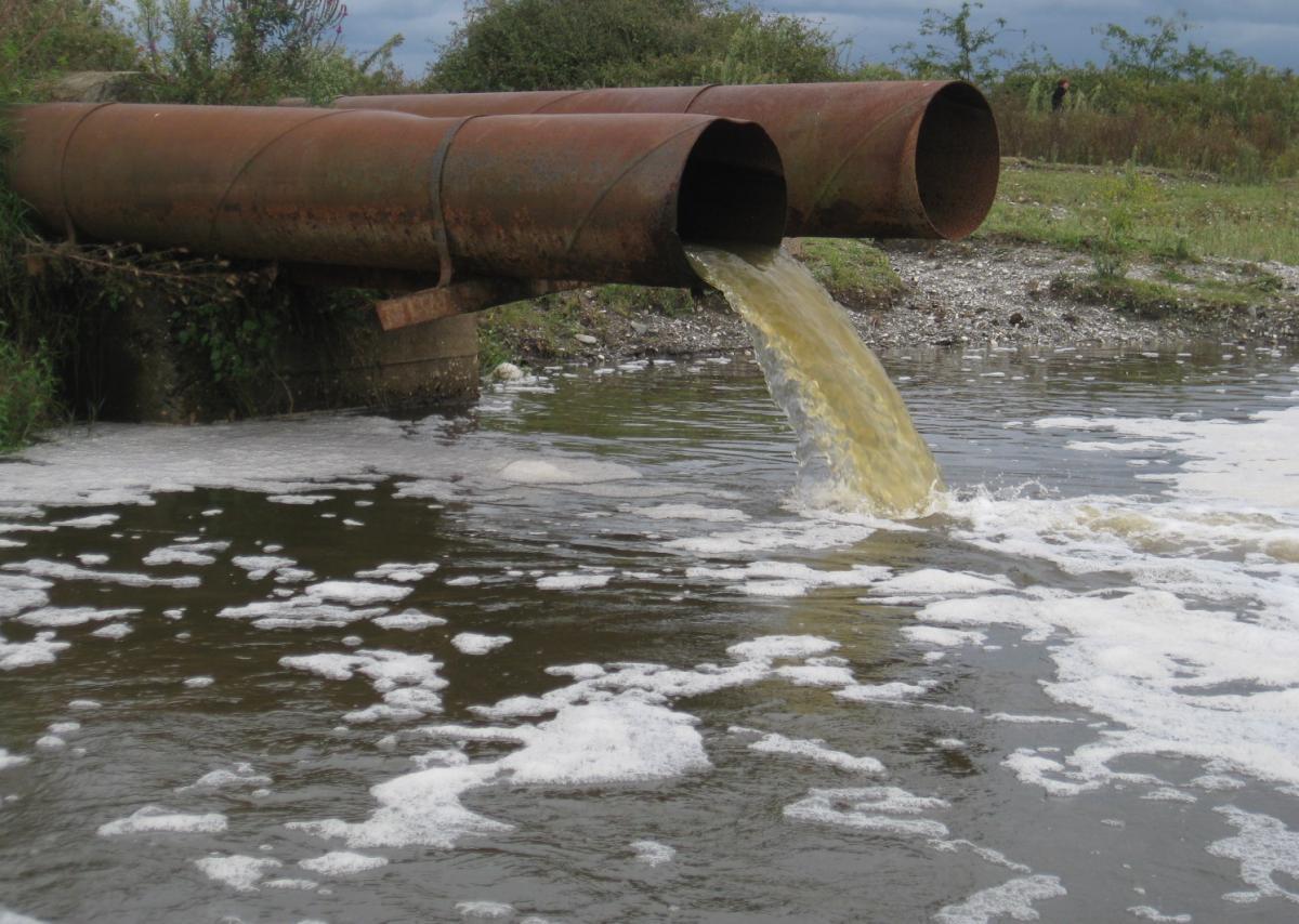 «Днепр-Кировоград» может заплатить штраф за загрязнение рек