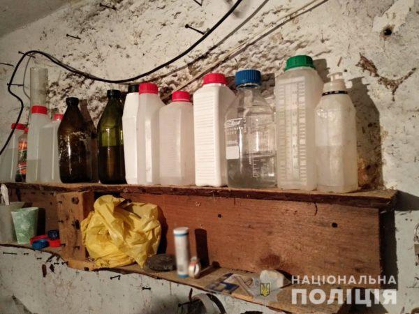 Более 16 кг наркотиков изъяли полицейские Кировоградской области с начала года