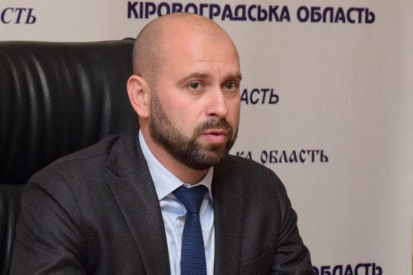 Кабмин согласовал увольнение Андрея Балоня с поста головы Кировоградской ОГА