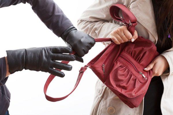 В Александрии мужчина вырвал сумку у 78-летней женщины