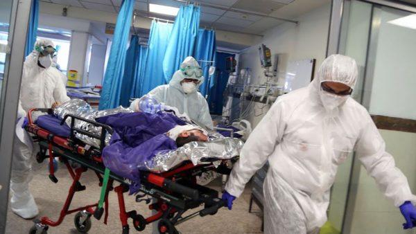 От коронавируса умер 37-летний александриец