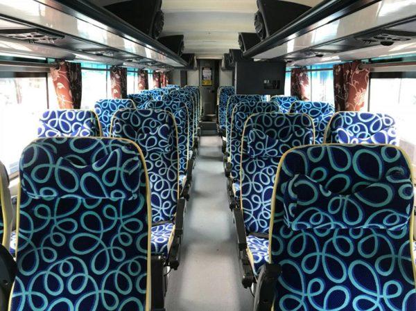 С 19 июня в Александрии вводят «пляжный» автобусный рейс №19