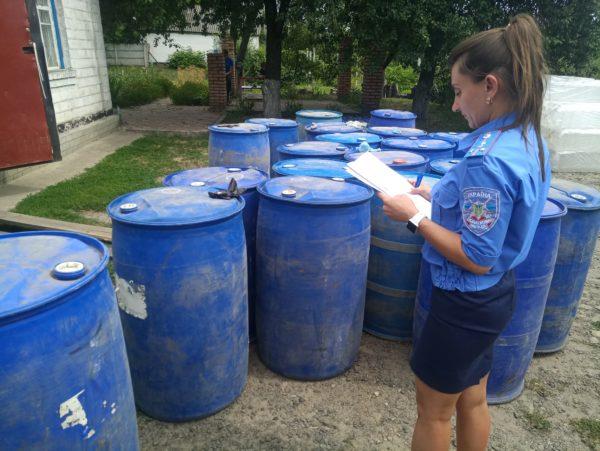 В Кировоградской области перекрыли канал поставки некачественной водки (ФОТО)