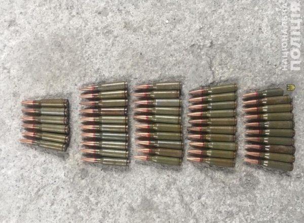 В Кировоградской области задержали жителя столицы, который продавал гранаты и патроны