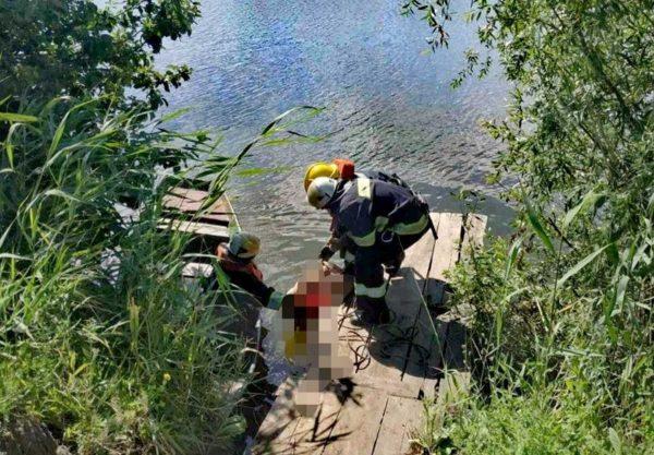 Сегодня в Александрийском районе из пруда достали тело 41-летнего мужчины