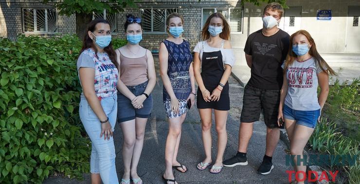 Молодежь против COVID-19 – как инфекционных больницах Харькова работают вчерашние подростки