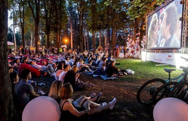 Завтра на Соборной площади покажут кино под открытым небом