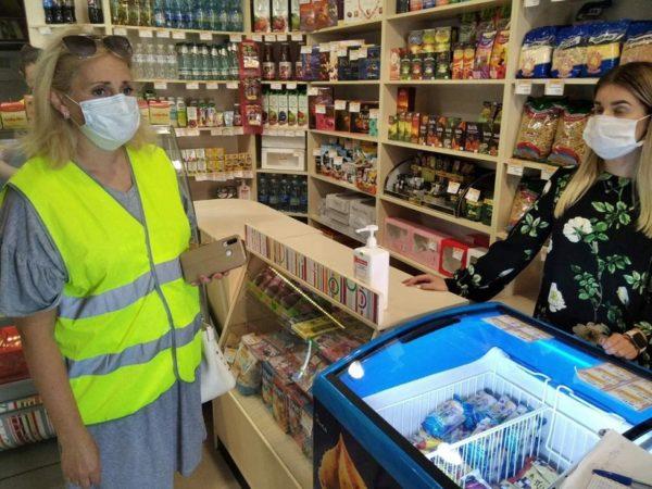 Областная рабочая группа будет координировать проверки в магазинах и кафе по всей Кировоградской области