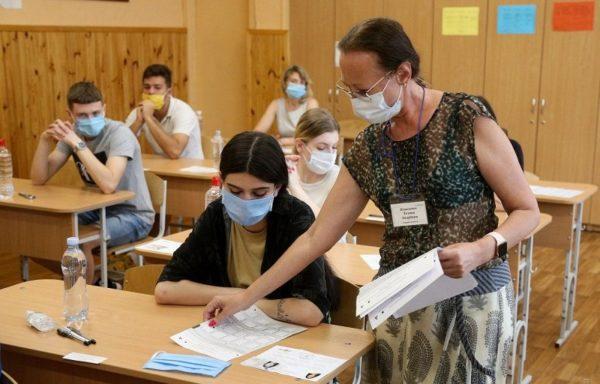 Александрийские школьники успешно сдали основную сессию ВНО
