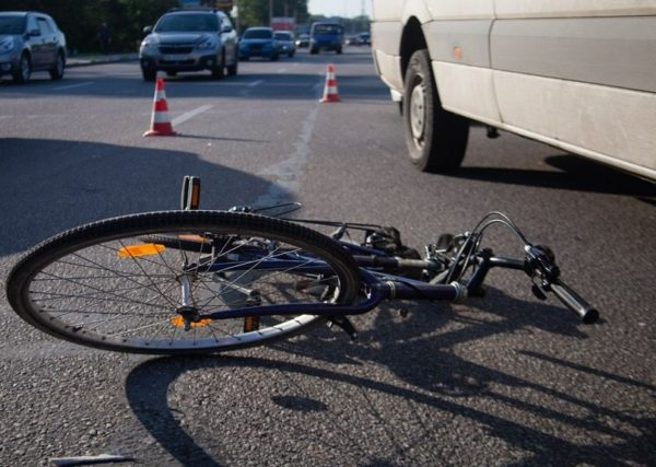В Кировоградской области с начала года произошло 26 ДТП с участием велосипедистов (ФОТО)