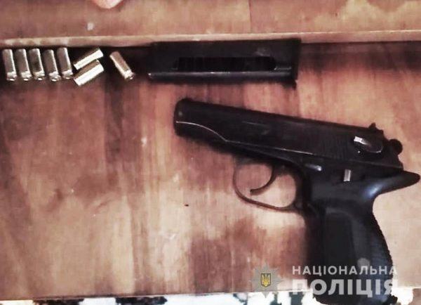 В Кировоградской области задержали мужчин, которые совершили разбойное нападение (ФОТО)