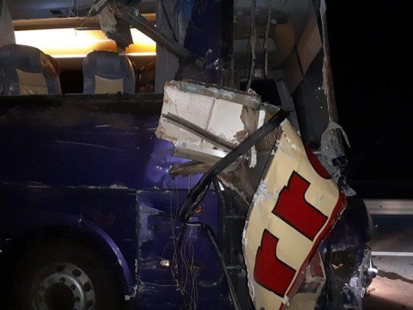 Правоохранители выясняют причины смертельного ДТП с участием пассажирских автобусов