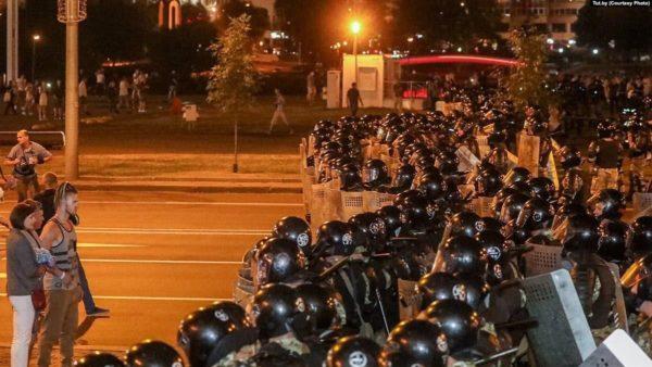 Мэр Александрии высказался против политиков, которые поддерживают митинги в Беларуси