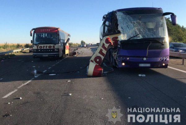 Смертельное ДТП в Кировоградской области, водителю автобуса избрали меру пресечения