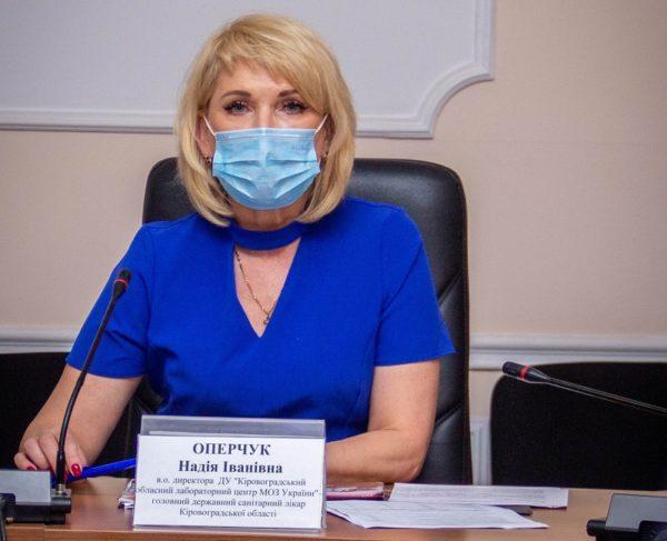 Несмотря на высокую смертность от COVID-19 Кировоградская область остается в «зеленой» зоне