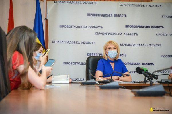 239 жителей Кировоградской области оплатили ПЛР-тестирование на коронавирус