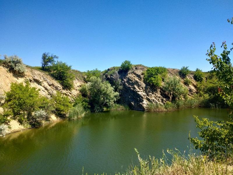 В Алеевке Александрийского района в озере «Скала» обнаружили тело мужчины