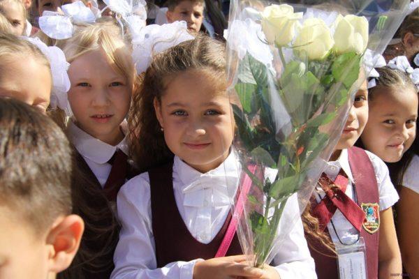 Учебный год в школах Александрии начнется 1 сентября