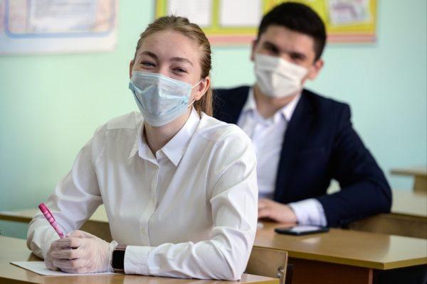 МОЗ изменило меры безопасности для школьников