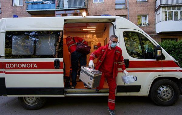 В больницу Александрии госпитализировали женщину с COVID-19 из Светловодского района