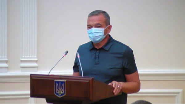 Кабмин отклонил кандидатуру Валерия Мищенко на должность головы Кировоградской ОГА
