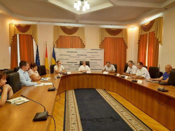 В Кировоградской области ликвидируют 17 районных государственных администраций