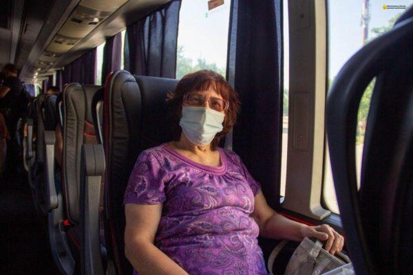 За нарушение карантинных норм в автобусах могут штрафовать не только водителей, но и пассажиров