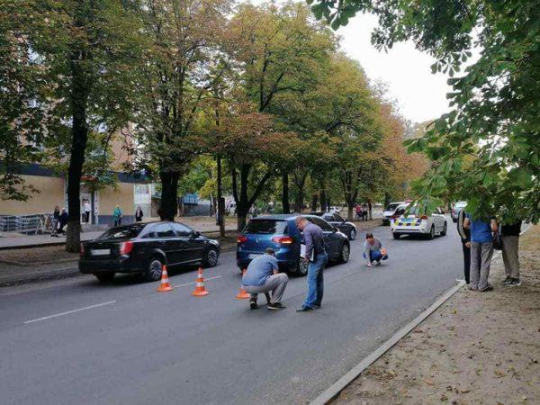 В Александрии 9-летнюю девочку сбила машина (ФОТО)