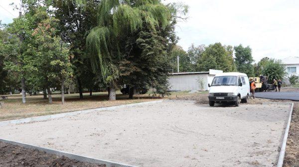 Стало известно, где в Александрии строят скейт-парк