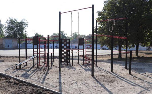 Возле скейт-парка появится «спортивная стена»