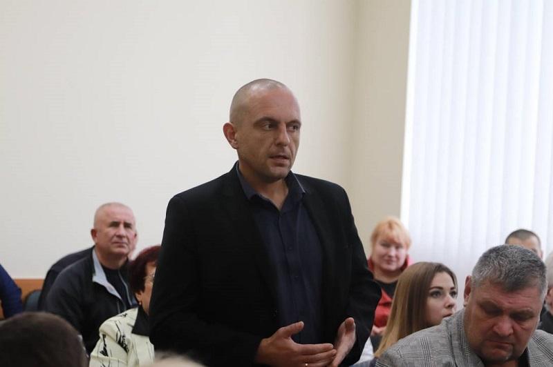 Новые подробности о физическом насилии от депутата горсовета Олега Банковского