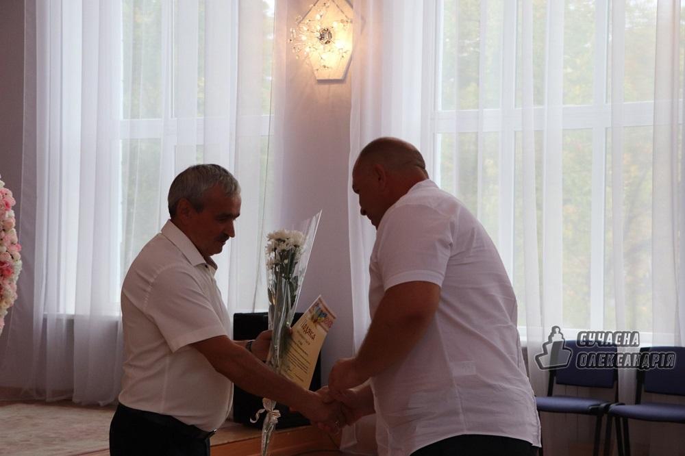 Александрийских предпринимателей поздравили с профессиональным праздником