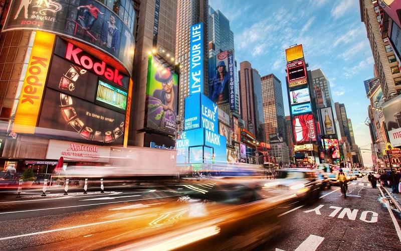 Наружная реклама — универсальный и эффективный инструмент вашего маркетинга!